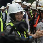蔡英文宣布蘇花改明年1月通車 交部加碼「蘇花安」