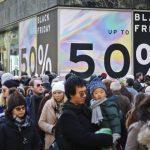 今年購物季減6天 商家絞盡腦汁搶客
