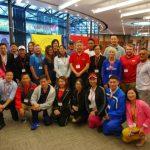 洛城中美體育論壇 加強文化交流
