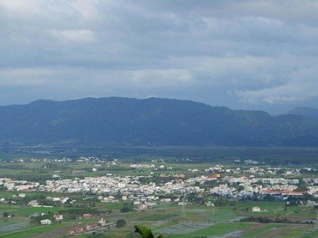 花蓮縣鳳林鎮是全台第一個慢活城,也是知名客家庄。 (聯合報系資料照片)