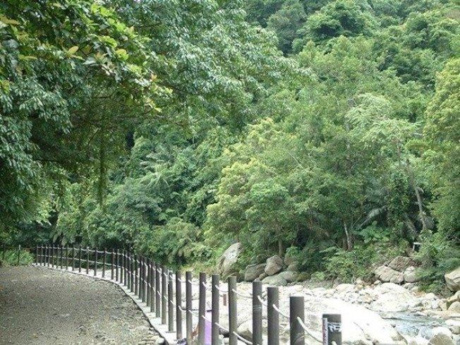 苗栗南庄入選國際慢城,蓬萊溪護魚步道是代表性景點之一。(聯合報系資料照片)