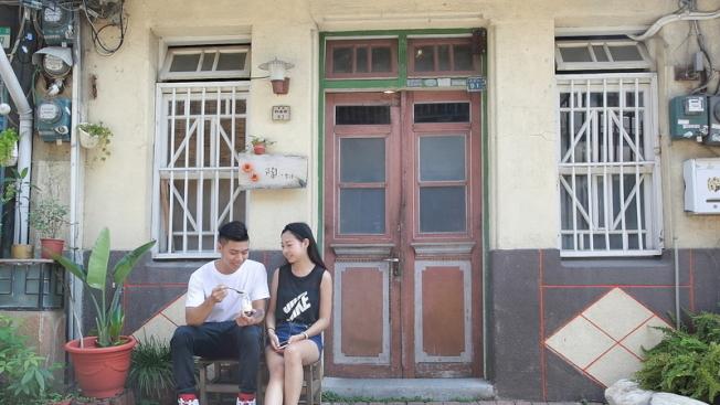 台南除了數不盡美食外,也有許多古蹟與老厝。(聯合報系資料照片)