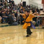 金龍武術錦標賽 東洛杉磯學院舉行