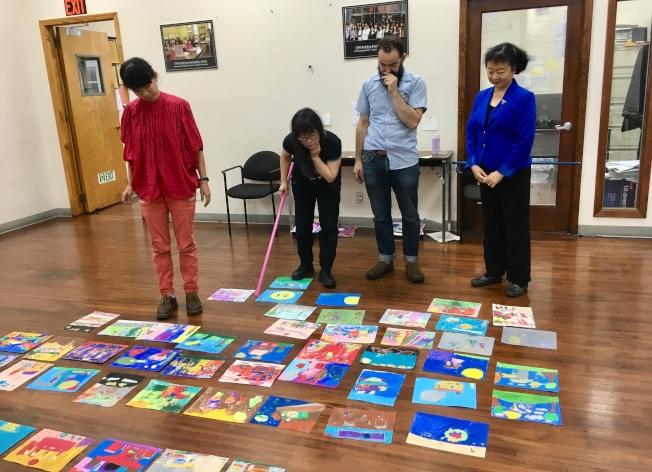 由人力中心中文學校主辦的第七屆兒童中秋繪畫比賽活動,評選結果於日前揭曉。今年的繪畫主題為「快樂的中秋節」、「我眼中的中國城」和「我的生活」。幼兒組一等獎為Zi Qing Zhao,兒童組一等獎是艾美玲,少年組一等獎是Faustina Li。頒獎典禮與獲獎畫展將於11月30日舉行,入圍及獲獎作品將彙集出一本畫冊。畫覽將從11月30日至2020年1月30日於人力中心三樓展廳展出。(圖:人力中心中文學校提供;文:記者顏嘉瑩)