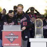 MLB/川普快手邀國民隊訪白宮 終結者第一個表態「不跟」