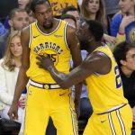 NBA/杜蘭特認了「離隊導火線」就是格林 這件事至今有芥蒂