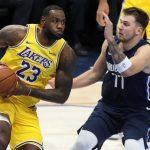 NBA/詹皇、歐洲金童「大三元亂鬥」 狂破聯盟紀錄