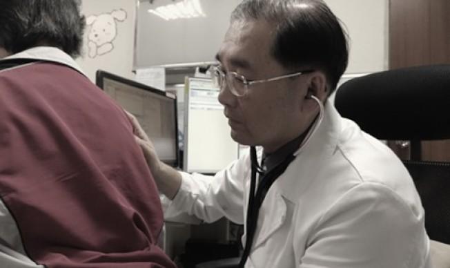 咳嗽逾一周又背痛檢查竟是肺癌末期