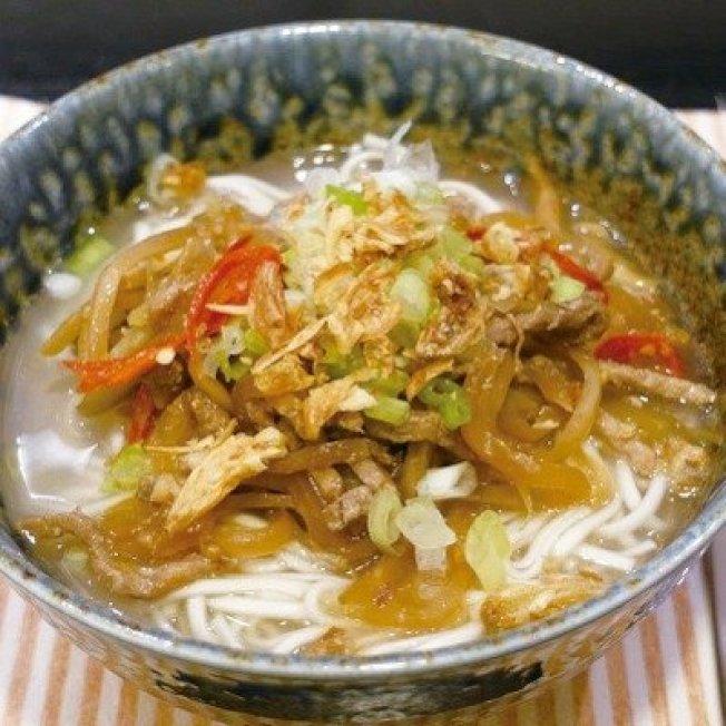 炒好的榨菜肉絲除了配飯,也可做成榨菜肉絲麵。圖/太陽臉