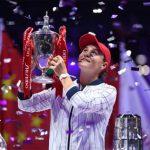 WTA年終總決賽 球后巴蒂奪冠抱走442萬獎金