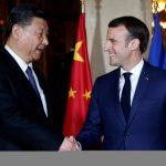 馬克宏帶30法企訪華 促北京履行這承諾