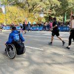 紐約馬拉松5.2萬人開跑 華人踴躍參與