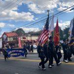 皇后區退伍軍人節遊行 千人致敬老兵