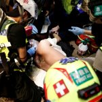 樹仁大學生當急救義工 遭催淚彈擊中 一度休克