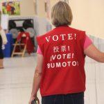 選務處:選前周末已有6萬多選票寄回