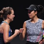 WTA年終╱不敵衛冕軍匈法組合 謝淑薇女雙亞軍