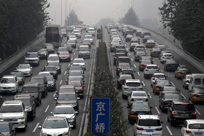 中國是電動車最大市場。(美聯社)