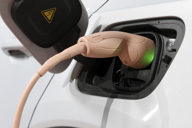 電動車要成為市場主流可能還需要一段時間。(美聯社)