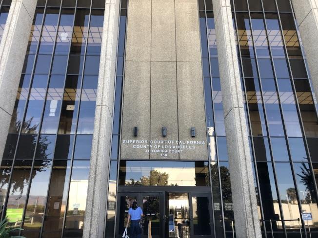 甘和平案有望於明年初進入陪審團審理。(記者王若然/攝影)