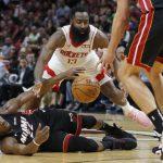 NBA/火箭首節狂輸32分 打自己送進超糗「最大分差榜」