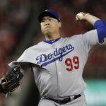 MLB/王建民差點得獎…柳賢振入圍國聯塞揚獎 挑戰亞洲第一人