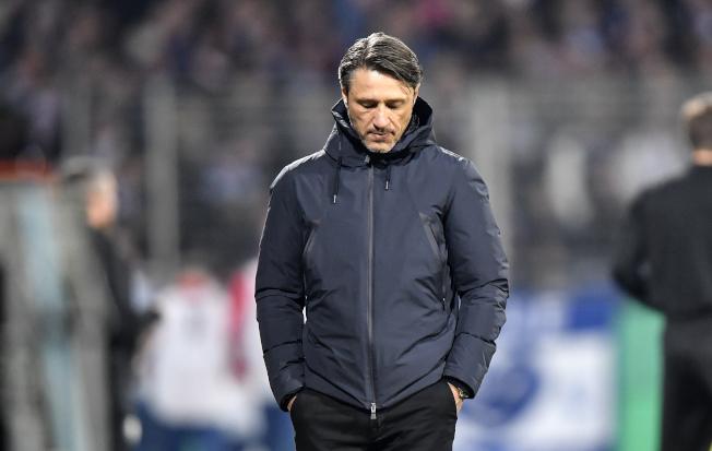 拜仁宣布科瓦奇不再擔任球隊主教練一職。(美聯社)