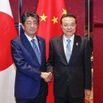 不滿日本與台灣互動親近?李克強會安倍 促尊重彼此核心利益