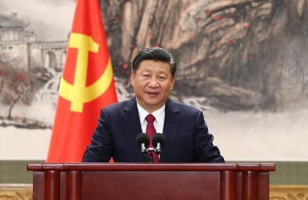 中國國家主席習近平。(新華社)