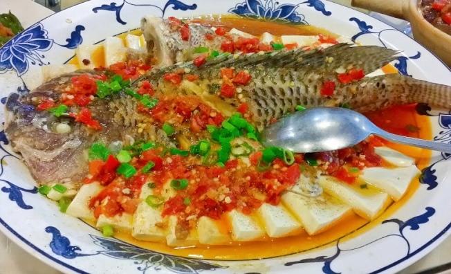 鮮辣爽嫩豆瓣全魚