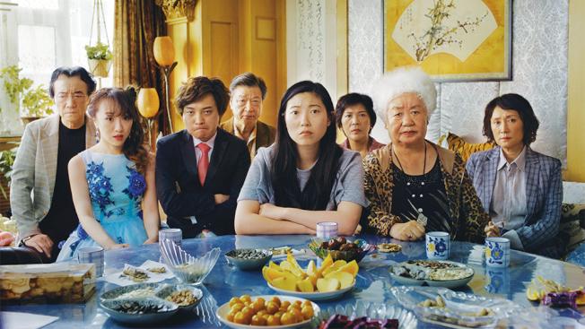 「別告訴她」口碑票房雙豐收,計畫衝奧,金球報名了最佳外語片。(A24公司圖片)