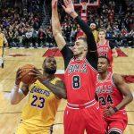 NBA/還是很強!34歲詹姆斯 破最高齡「3場大三元」紀錄