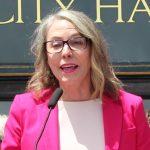 舊金山第五區 市議員選情緊咬 皮里斯頓 領先浦慧理不足百票