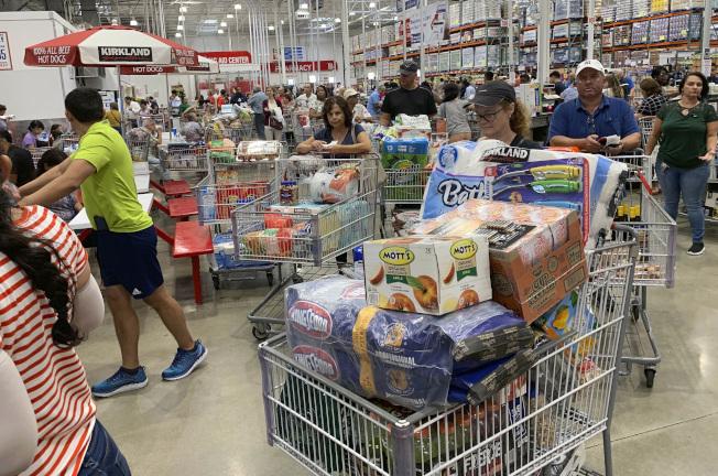 美国好市多的折扣活动7日开跑,比感恩节(28日)提前三周。美联社