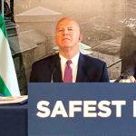 市警總局局長歐尼爾 下月任VISA副總裁