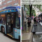 再提高公車速度 曼哈頓14街建七乘車平台