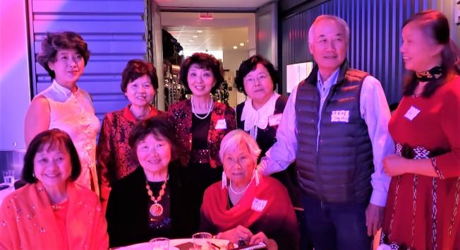 波士頓龍舟節最長期的社區伙伴大波士頓區中華文化協會(GBCCA)與會成員。(記者唐嘉麗/攝影)