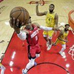 NBA/哈登36分飆退勇士青年軍 羅素下戰可望歸隊