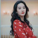 劉亦菲入選好萊塢新星 唯一華人面孔