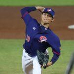 12強棒球賽╱中華隊3:0完封委內瑞拉 前進東京6強複賽