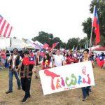 國際民俗博覽會 僑胞熱烈參與