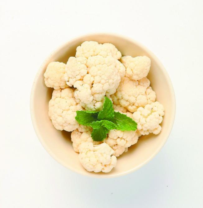 白花椰菜。(本報資料照片)