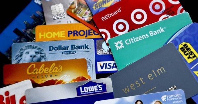 商店信用卡的利息是所有信用卡中最高的,當你只支付最低款額時,利息和債務會迅速增加。(取自推特)
