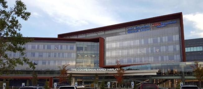 李文斯頓聖巴拿巴醫學中心成為新州從2012年來,唯一在各項指標中全A的新州醫院。(取自醫院官網)