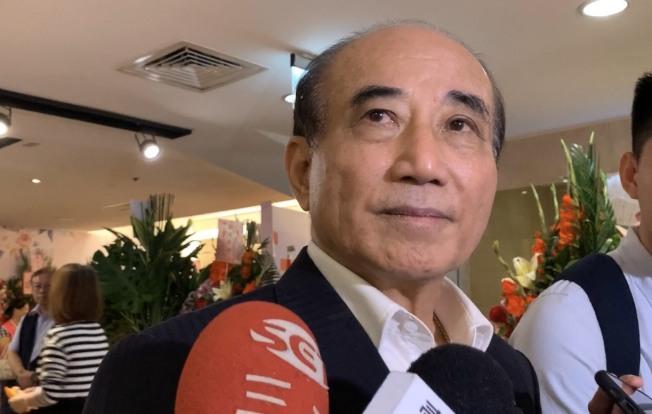 立委王金平自爆,親民黨邀請他擔任黨主席宋楚瑜競選總統副手,但他沒有答應。(本報資料照片)