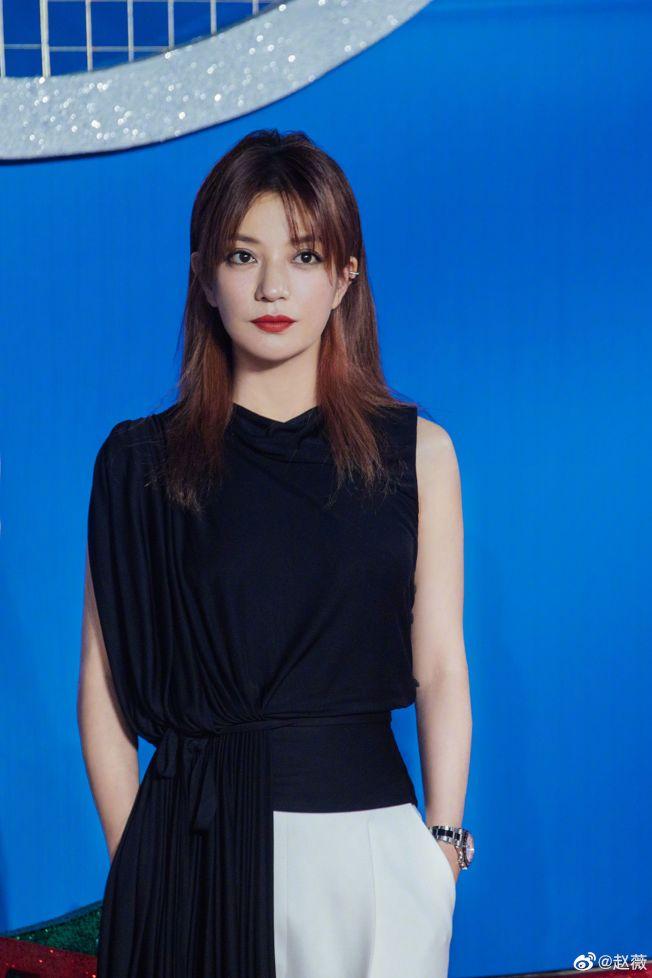 網傳趙薇有意開拍《還珠4》,工作室發聲明否認。(取材自微博)