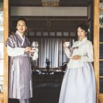 嫁歐爸3年 天心甜秀韓風婚紗