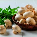 食用白蘑菇 或可減緩前列腺癌
