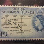 郵票領路 探看索羅門