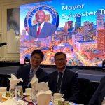休城亞裔商會貢獻多 市長表彰