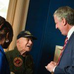紐約退伍軍人服務局開展新服務 改善老兵心理健康
